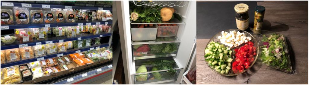 prep og plan grøntsager